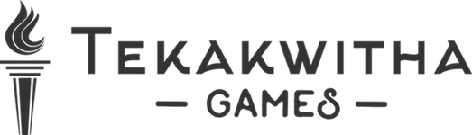 Tekakwitha Games Logo