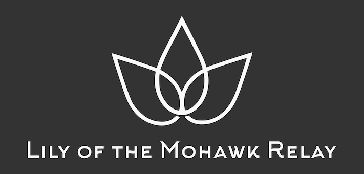 Tekakwitha Games Lily of the Mohawk Relay Race